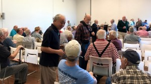 Senior Mens Club Event